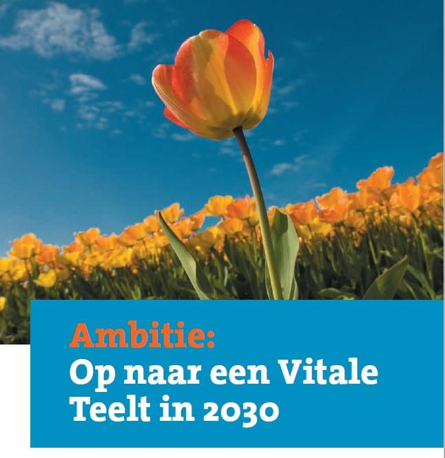 Aan de slag met ambitie voor 2030